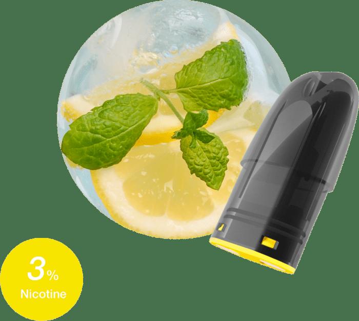 SnowPlus Minty Lemon
